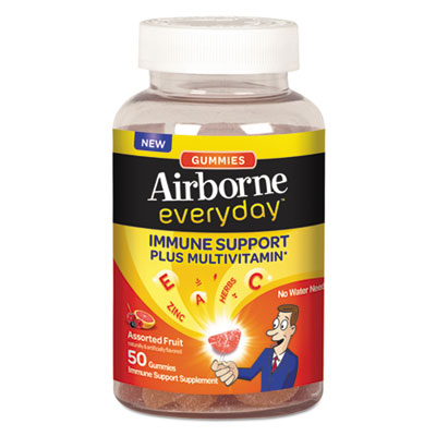 Airborne® Everyday™ Immune Support Plus Multivitamin Gummies