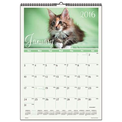 AT-A-GLANCE® Kittens Wall Calendar