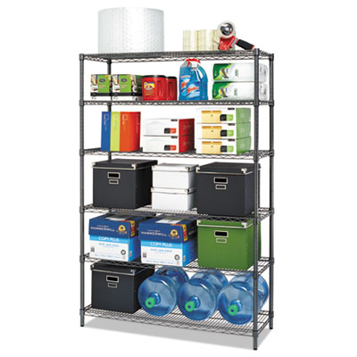 Alera® Commercial Wire Shelving Kit
