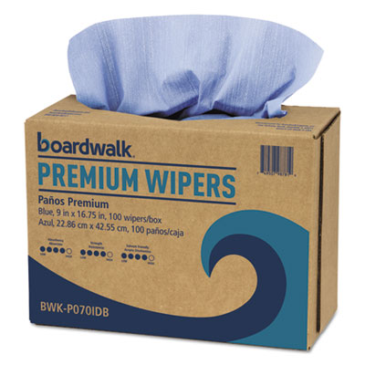 Boardwalk® Hydrospun Wipers