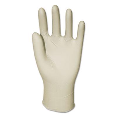 Boardwalk® General Purpose Powdered Latex Gloves