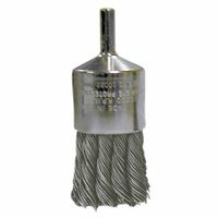 Weiler® Nickel Plated End Brushes