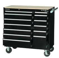 Kennedy Pro-Line™ Series 13-Drawer Maintenance Carts