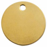 C.H. Hanson® Brass Tags