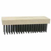 Weiler® Vortec Pro®Block Type Scratch Brushes