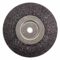 Weiler® Polyflex® Narrow Face Crimped Wire Wheels