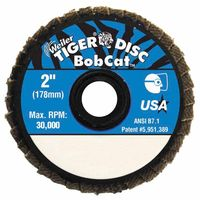Weiler® Bobcat™ Flap Discs