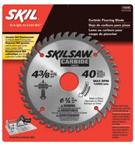 Bosch Power Tools Flooring Saw Blades
