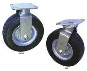 AIR-FREE CASTERS