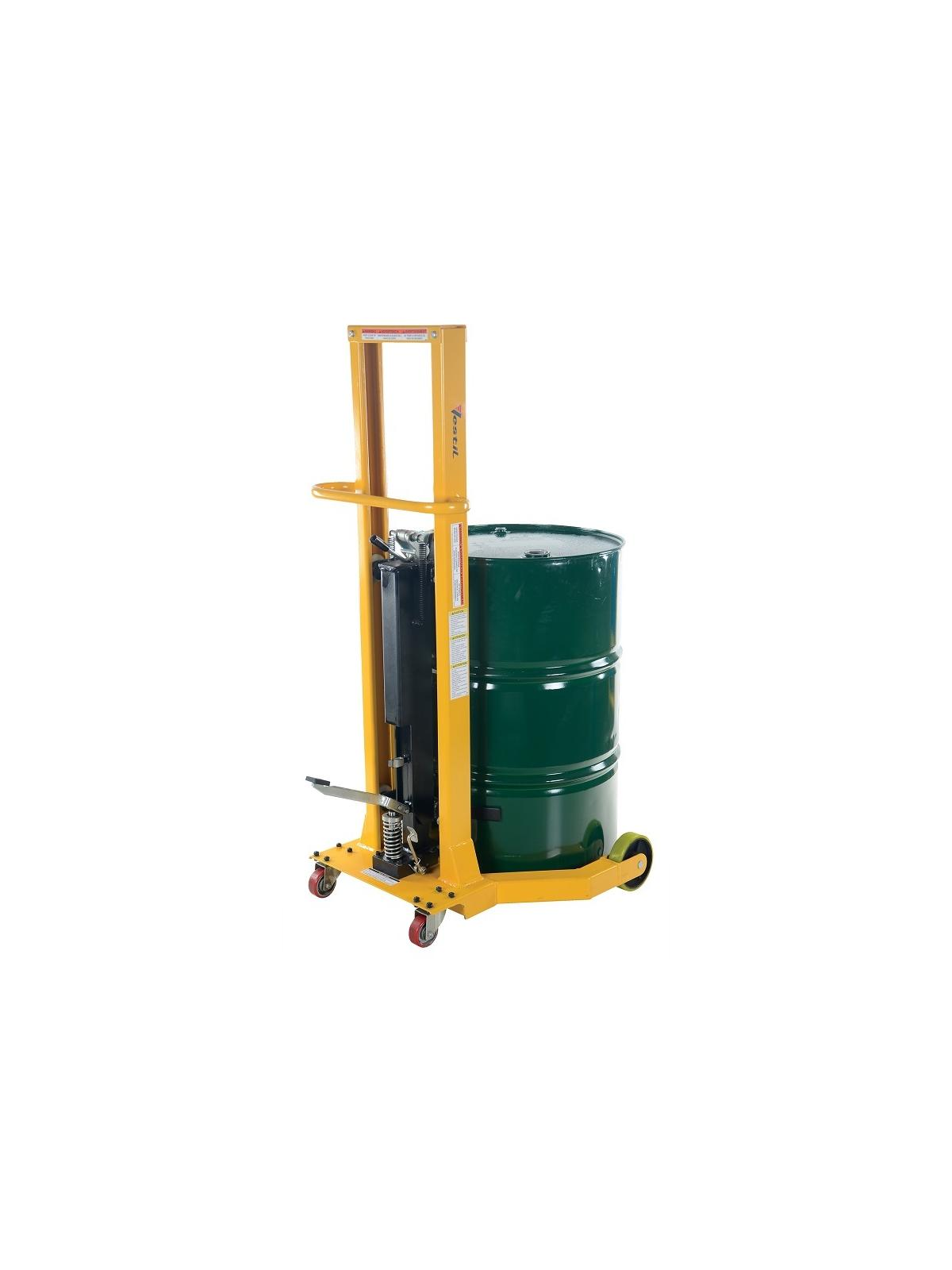 Portable Drum Jack At Nationwide Industrial Supply Llc