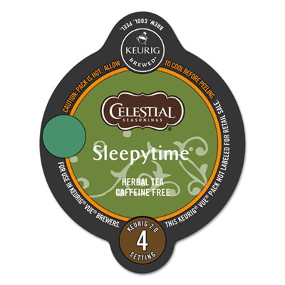Celestial Seasonings® Sleepytime® Tea Vue® Pack