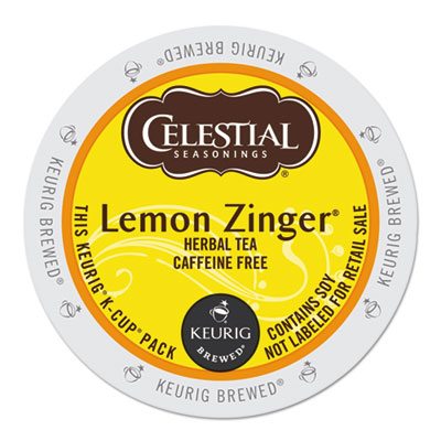 Celestial Seasonings® Lemon Zinger® Herbal Tea K-Cups®