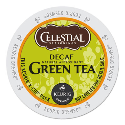 Celestial Seasonings® Decaffeinated Green Tea K-Cups®