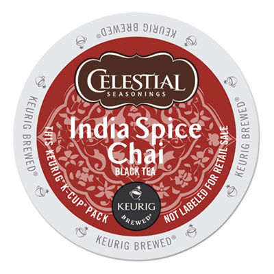 Celestial Seasonings® India Spice Chai Tea K-Cups®