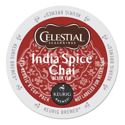 Celestial Seasonings® India Spice Chai Tea K-Cups®