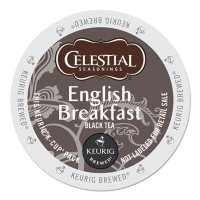 Celestial Seasonings® English Breakfast Black Tea K-Cups®