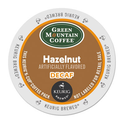 Green Mountain Coffee Roasters® Hazelnut Decaf Coffee K-Cups®