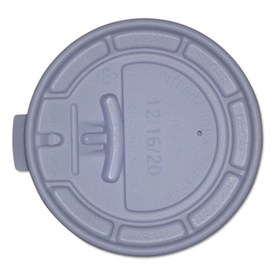 Green Mountain Coffee Roasters® Plastic Lids for Eco-Friendly Paper Hot Cups