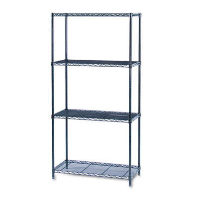 Safco® Industrial Wire Shelving Extra Shelf Pack