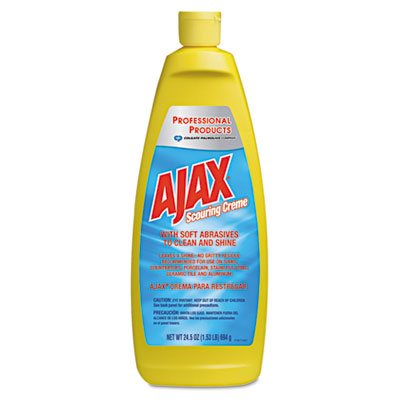 Ajax® Scouring Creme Cleanser