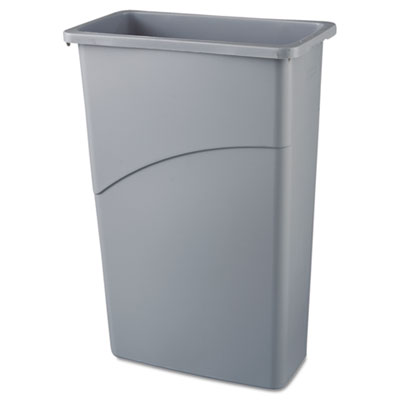 Rubbermaid® Commercial Slim Jim® Container 3540-GRAY