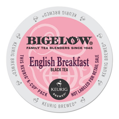 Bigelow® Breakfast Blend Tea K-Cups®