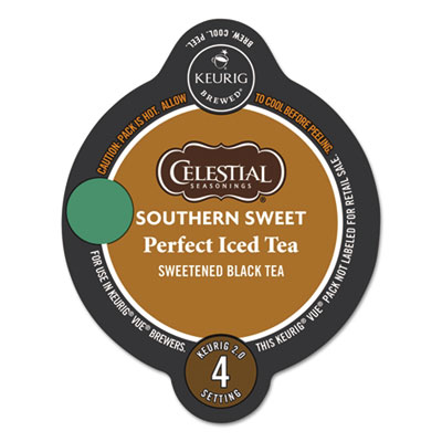 Celestial Seasonings® Southern Sweet Perfect Iced Tea Vue® Pack