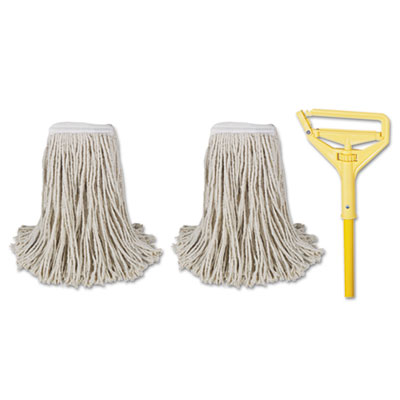 Boardwalk® Cotton Cut End Mop Kit