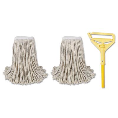 Boardwalk® Cotton Cut End Mop Kit