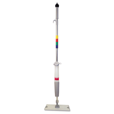 Boardwalk® Bucketless Microfiber Mop System