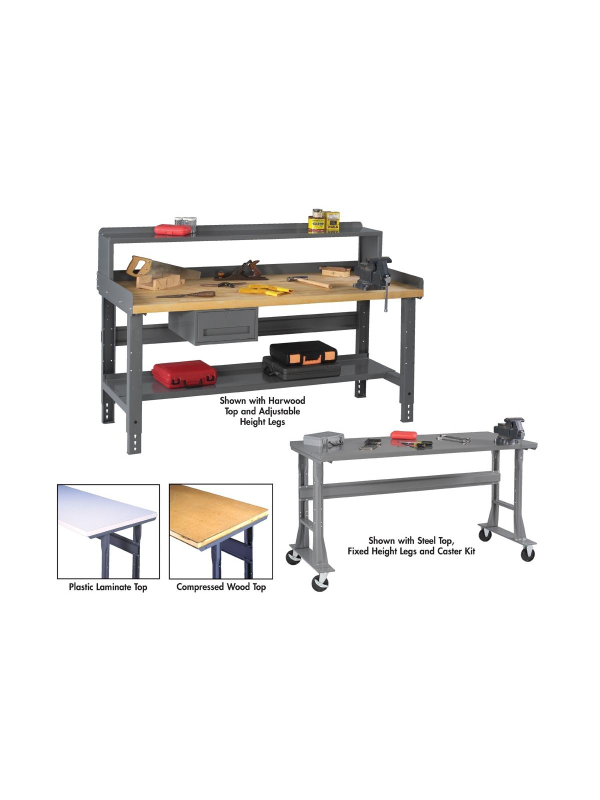Heavy Duty Industrial Workbenches At Nationwide Industrial Supply Llc