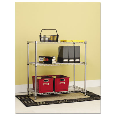 Alera® Light-Duty Residential Wire Shelving Kit