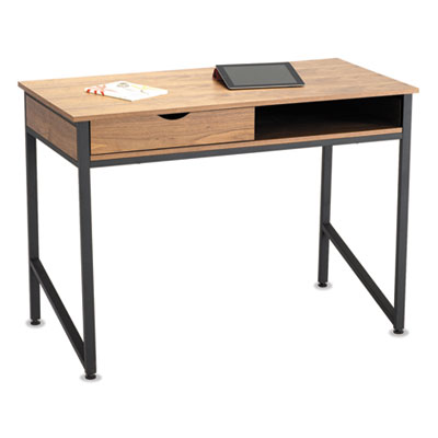 Safco® Single Drawer Office Desk