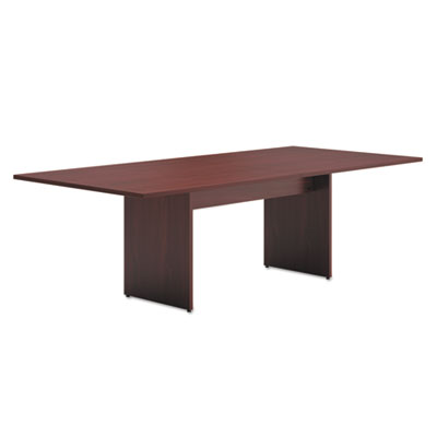 basyx® BL Laminate Series Rectangle-Shaped Modular Conference Table End