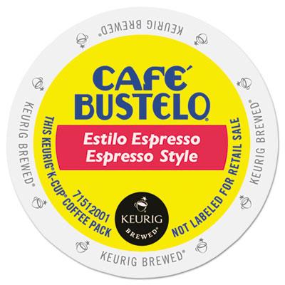 Café Bustelo Espresso Style K-Cups®