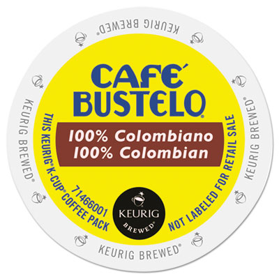 Café Bustelo 100% Colombian K-Cups®
