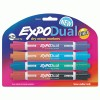 EXPO® 2-in-1 Dry Erase Markers