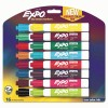 EXPO® Low Odor Dry Erase Vibrant Color Markers