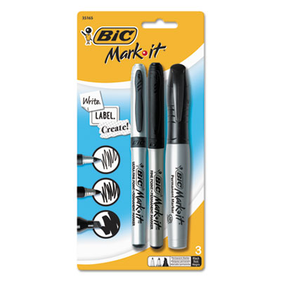 BIC® Marking™ Multi Tip Permanent Marker