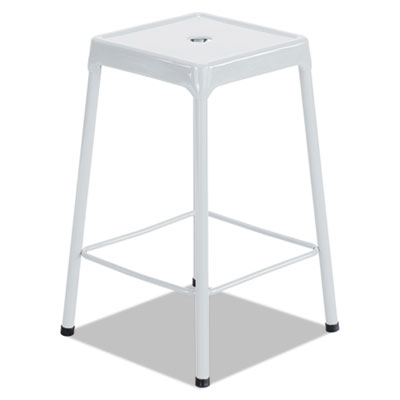 Safco® Counter-Height Steel Stool