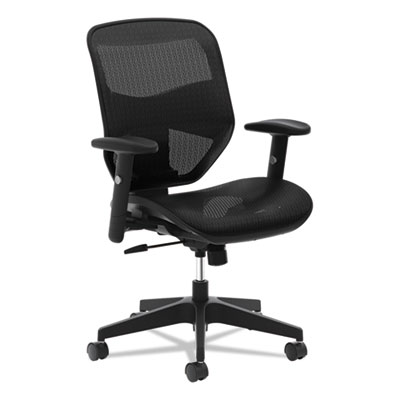 basyx® VL534 Mesh High-Back Task Chair