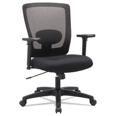 Alera® Envy Series Mesh Mid-Back Swivel/Tilt Chair