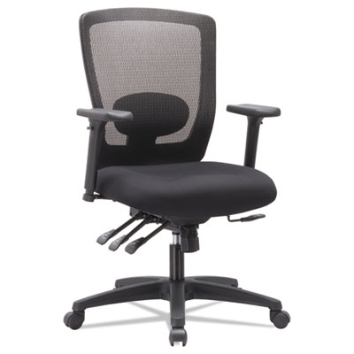 Alera® Envy Series Mesh Mid-Back Multifunction Chair