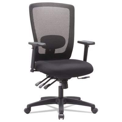Alera® Envy Series Mesh High-Back Multifunction Chair
