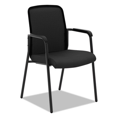 basyx® VL518 Mesh Back Multi-Purpose Chair with Arms