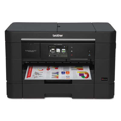 Brother® MFC-J5920DW Business Smart™ Plus Wireless Multifunction Printer with INKvestment Cartridges