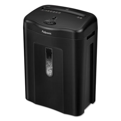 Fellowes® Powershred® 11C Cross-Cut Shredder