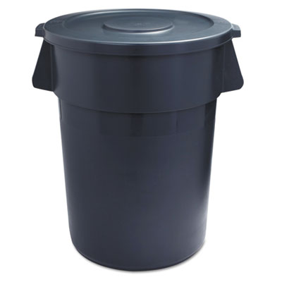 Boardwalk® Round Lids for Waste Receptacles
