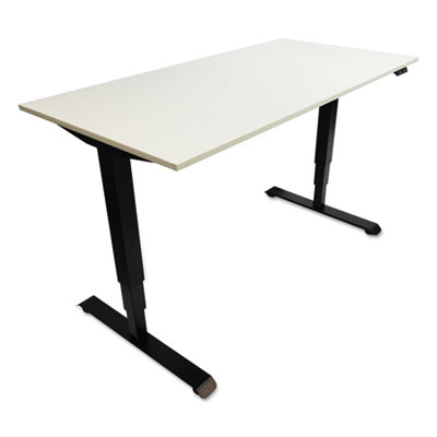 Alera® Three-Stage Electric Height-Adjustable Table Base with Memory Controls