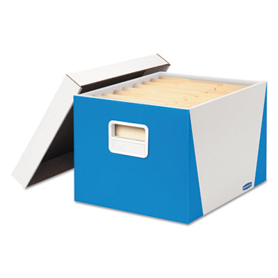Bankers Box® Premier STOR/FILE™ Medium-Duty Storage Boxes